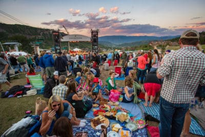 Concerts in Snowmass