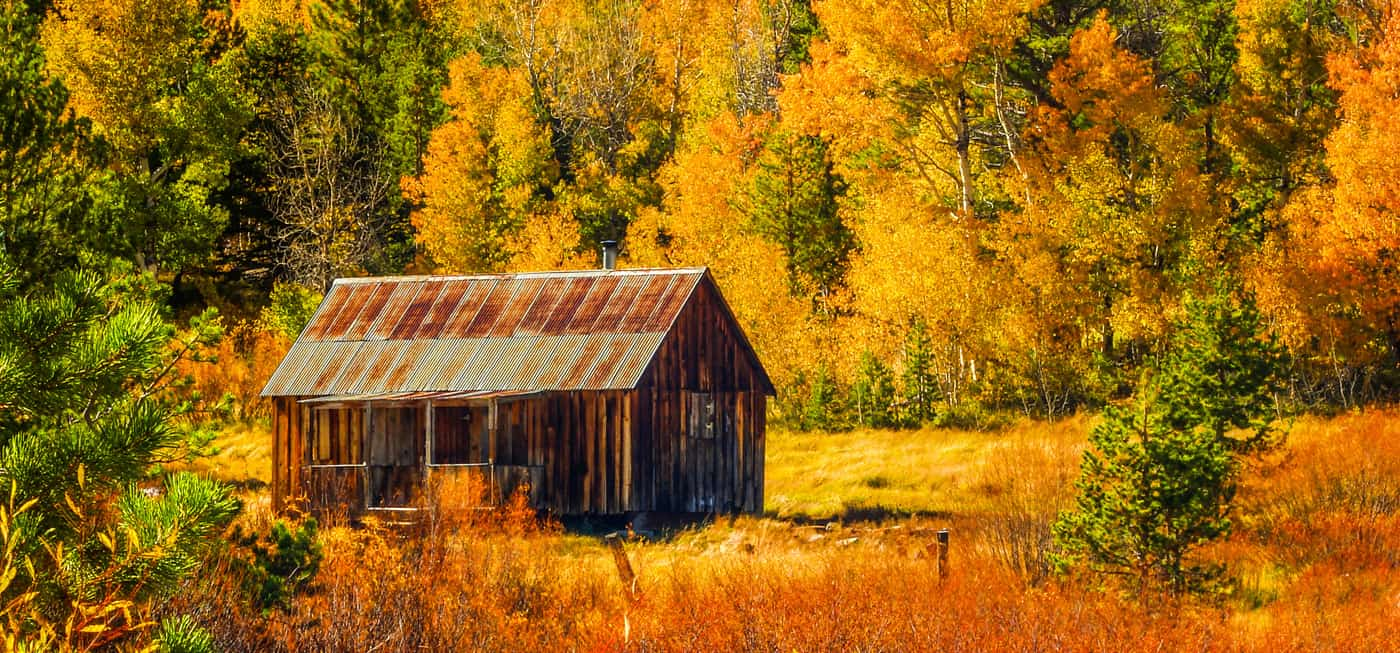 , Colorado Fall Colors