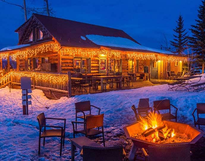 Winter Cabin in Snowmass, Colorado