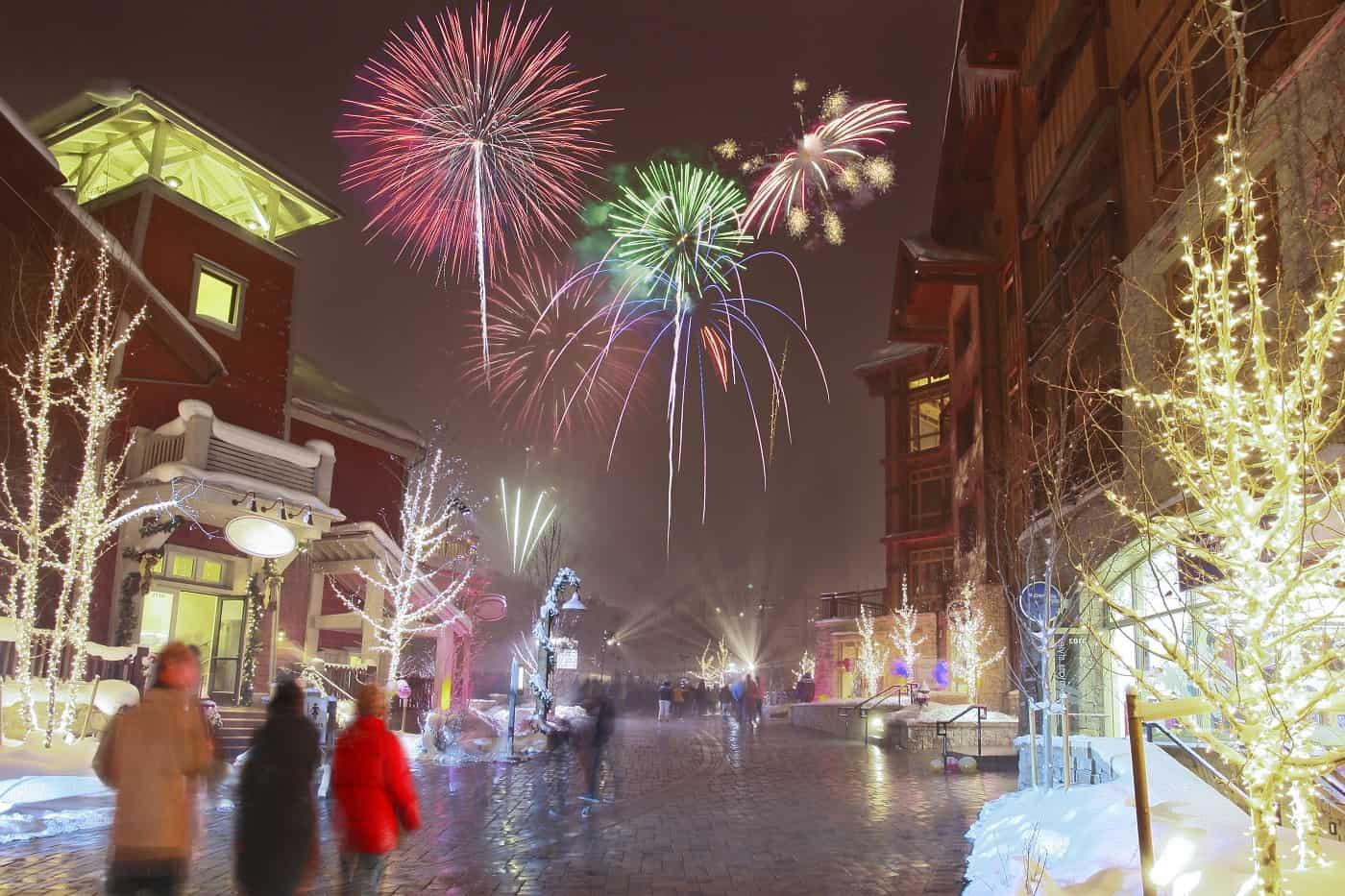 Fireworks Snowmass