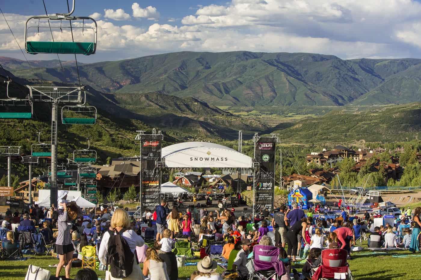 Snowmass Concert Series
